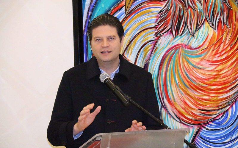 Martínez Alcázar acudió al séptimo Aniversario de la Asociación Civil de Empresarias Michoacanas