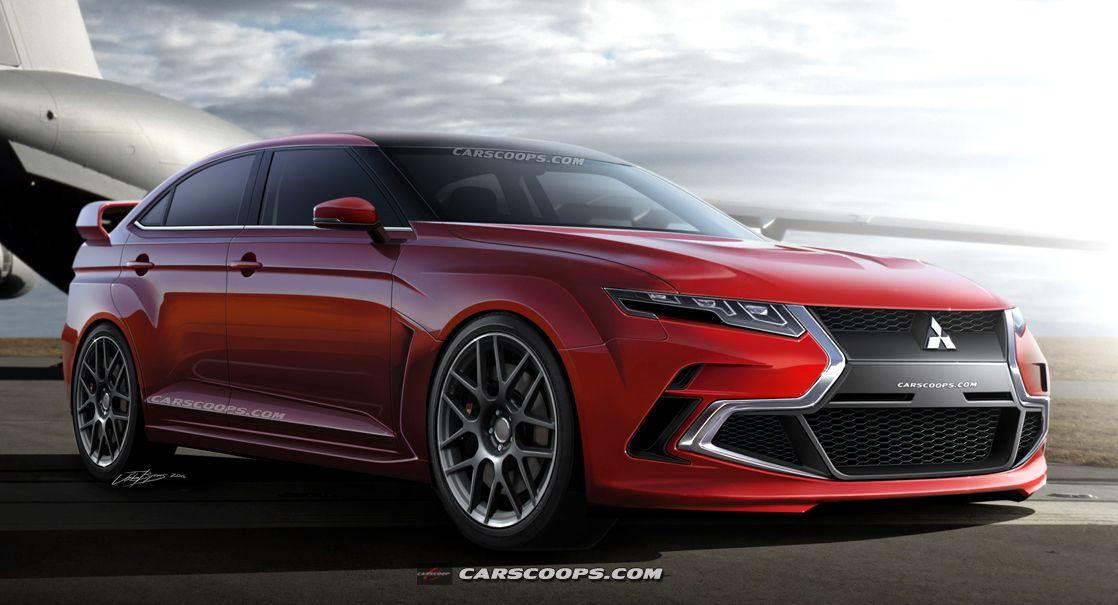 Future Cars Mitsubishi's Next Hot Lancer XI EVOlves into