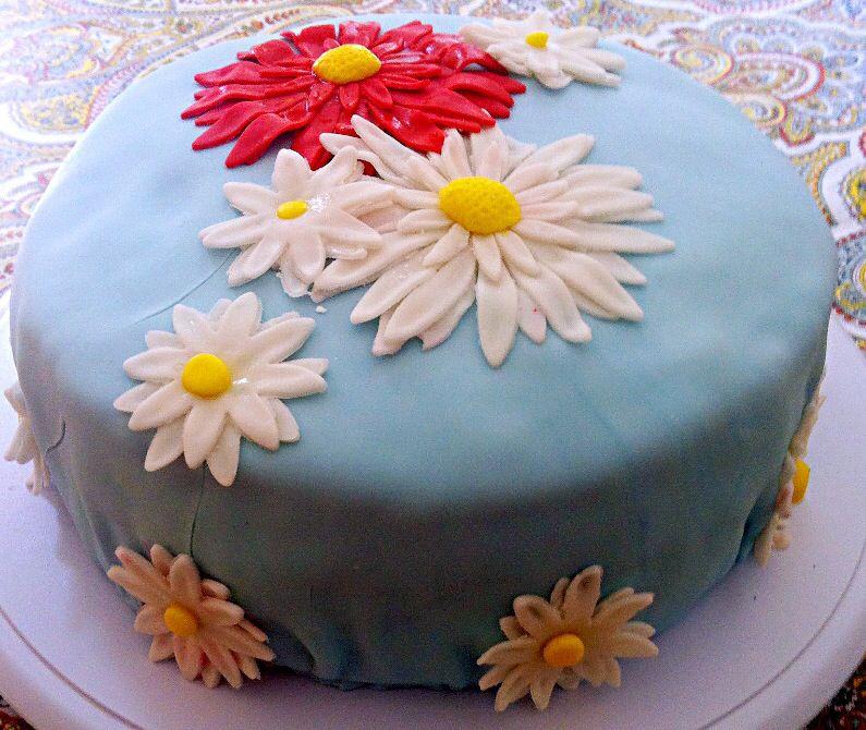 Vivian's birthday cake