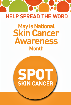 May is National Skin Cancer Awareness Month. When you are doing a self-check, don't forget your feet…even the bottoms! Arbor Foot Health Center