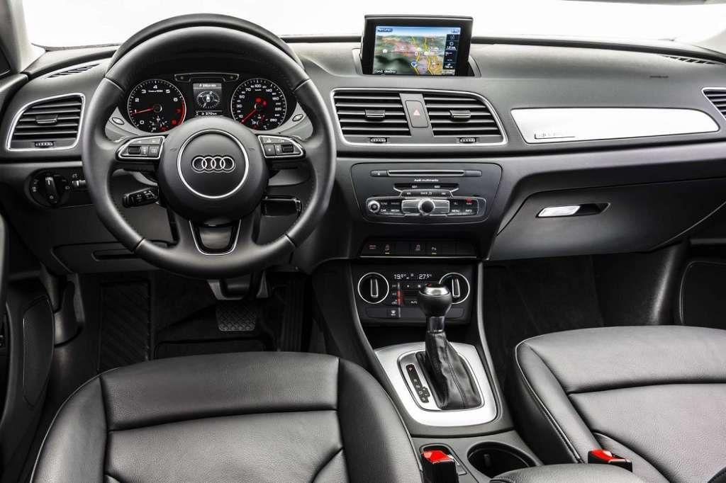 2017 Audi Q3 Interior Dashboard