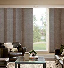 Bali® Sliding Panels: Light Filtering Textures U0026 Patterns