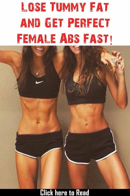 Article And Tips Lose Tummy Fat And Get Perfect Female Abs Fast