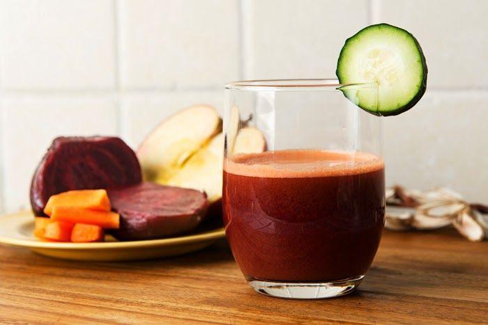 Jugos de frutas y hortalizas que adelgazan