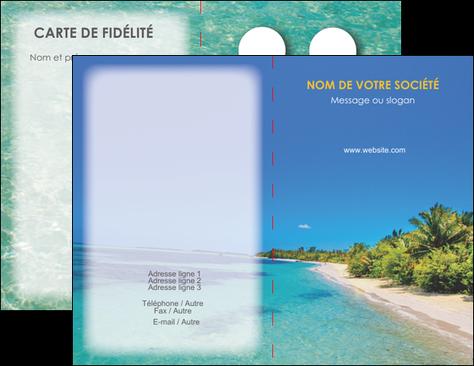 Carte de visite mod le et exemple plage sable mer for Garage auto montfermeil