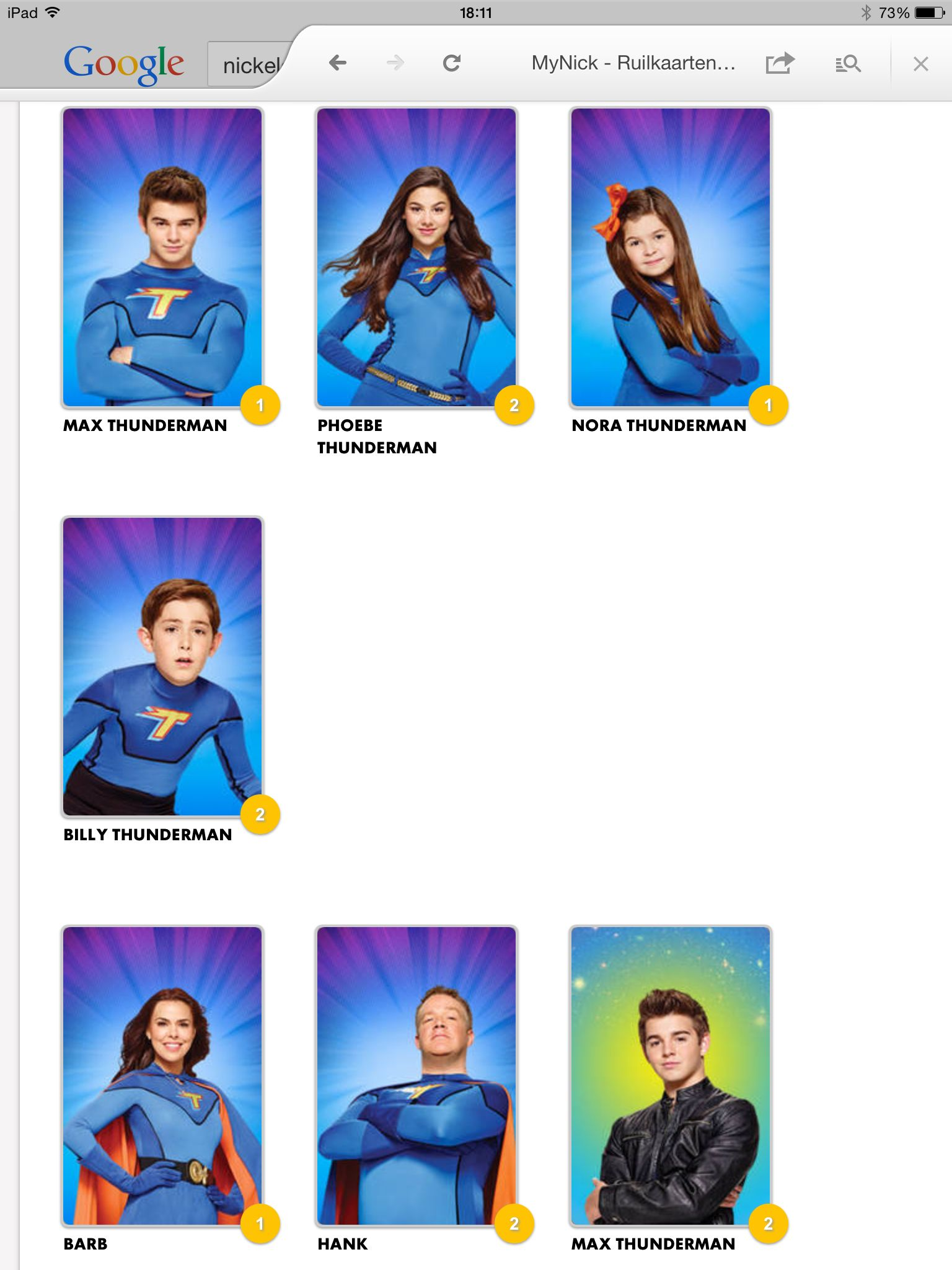 The thundermans   the thundermans in 2019   Nickelodeon shows