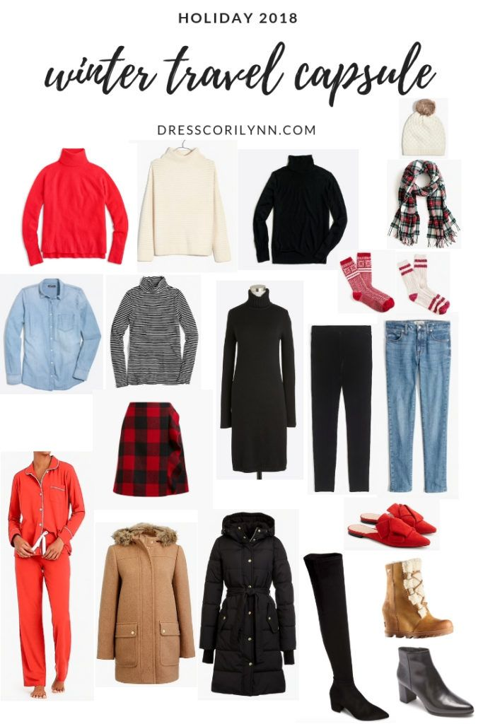 Winter travel capsule #friendsgivingoutfit
