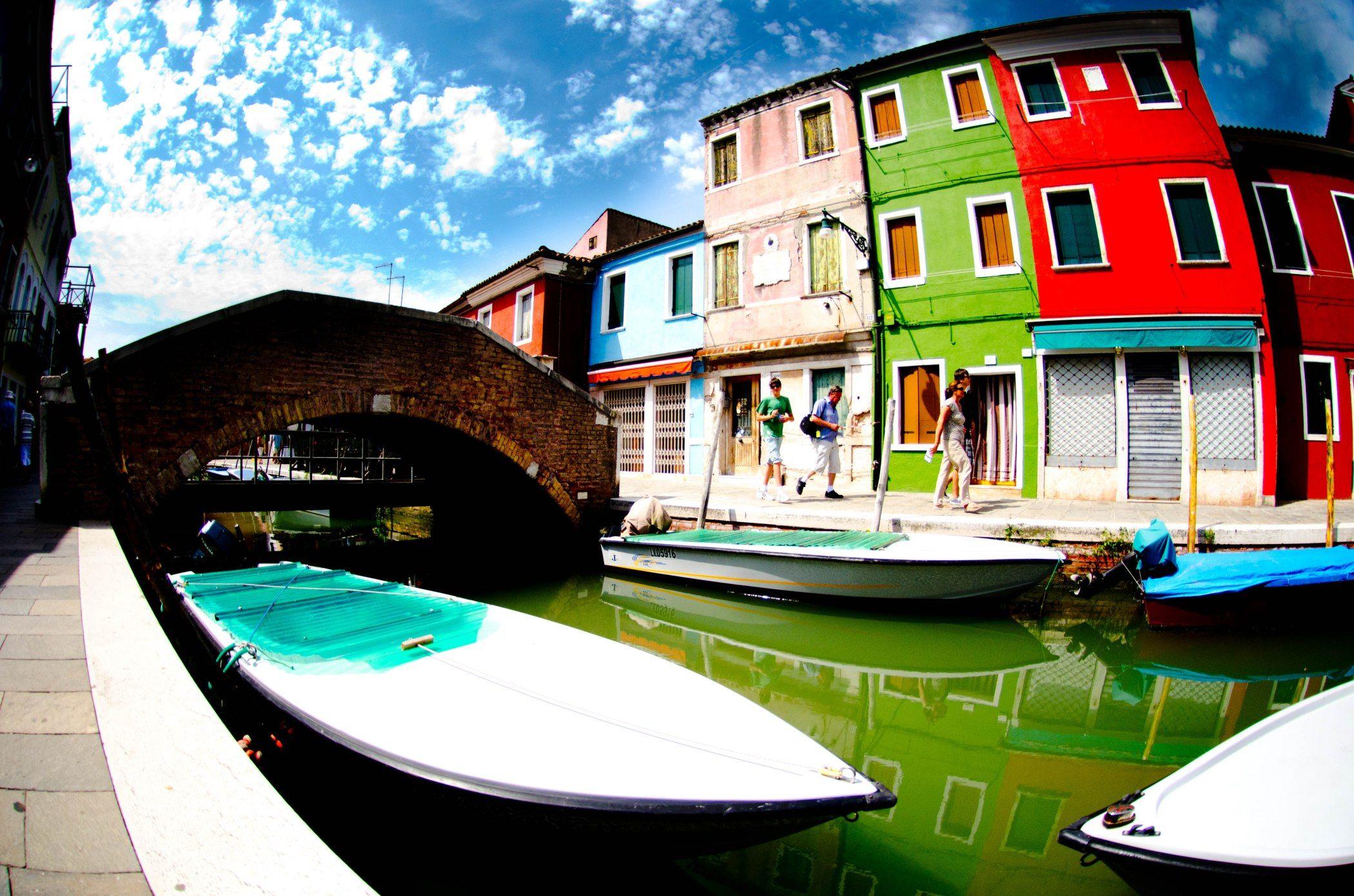 Burano: la journée parfaite au départ de Venise