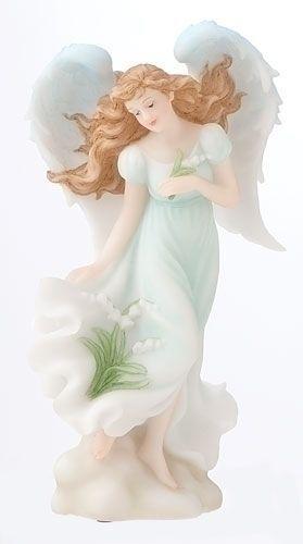 May Roman Seraphim Angel of The Month Roman Giftware Item 64385   eBay