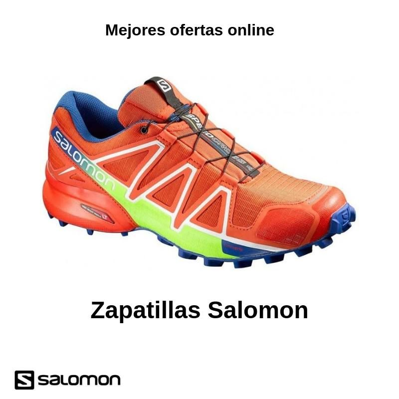 zapatillas salomon segunda mano 2019