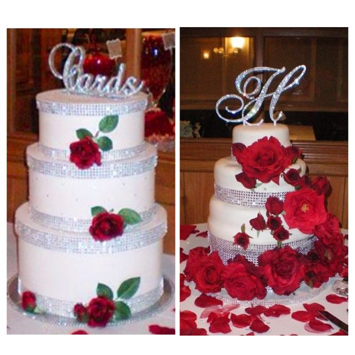 Card box & matching cake