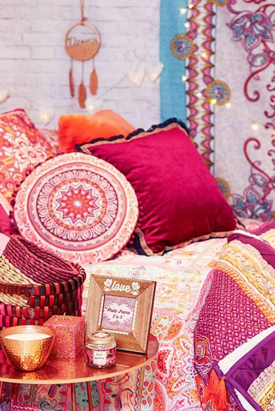 Decora tu casa estilo marsala con la colecci n de hogar de for Home disena y decora tu hogar