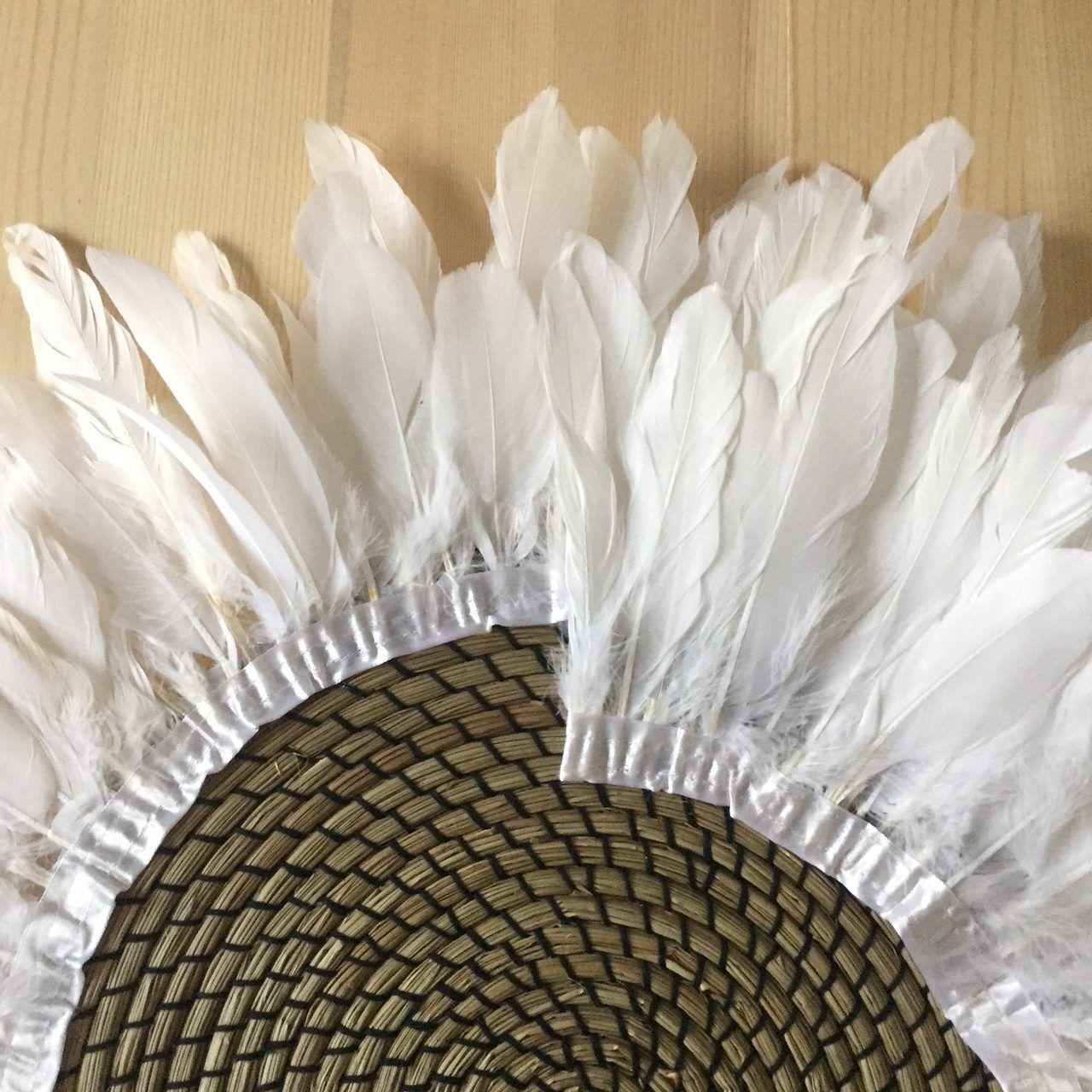 diy juju hat d co boh me ethnique chic plumes diy. Black Bedroom Furniture Sets. Home Design Ideas