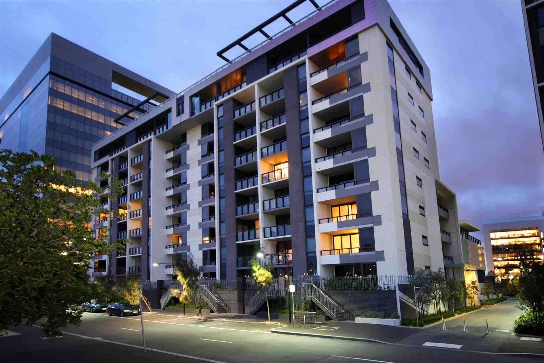 Apartment Docklands - property details. two bedroom ...