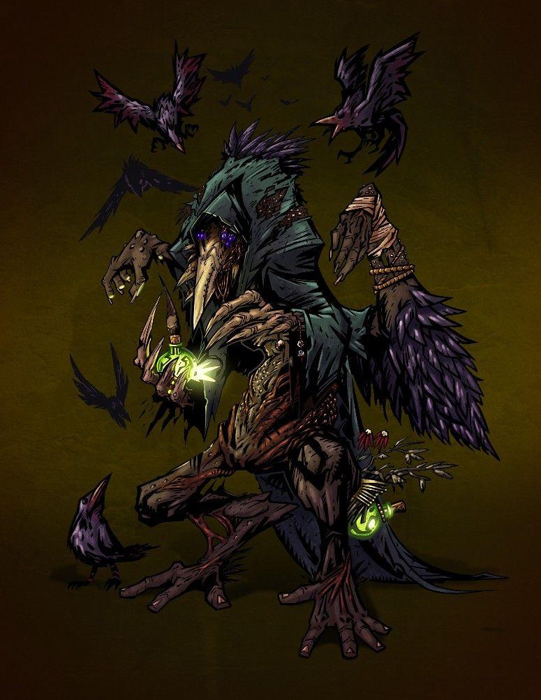 Darkest Dungeon Plague Doctor Fanart Https Www Artstation Com Willpalacio Darkest Dungeon Dungeon Fantasy Monster