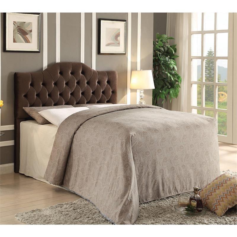 Coaster Headingley Upholstered Headboard Las Vegas Furniture Online ...