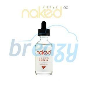 Introducing Naked 100 Cream E Liquid