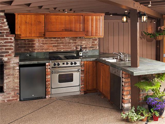 Vinotemp 41 Bottle Indoor Outdoor Wine Cooler Outdoor Kitchen Outdoor Kitchen Cabinets Outdoor Kitchen Design