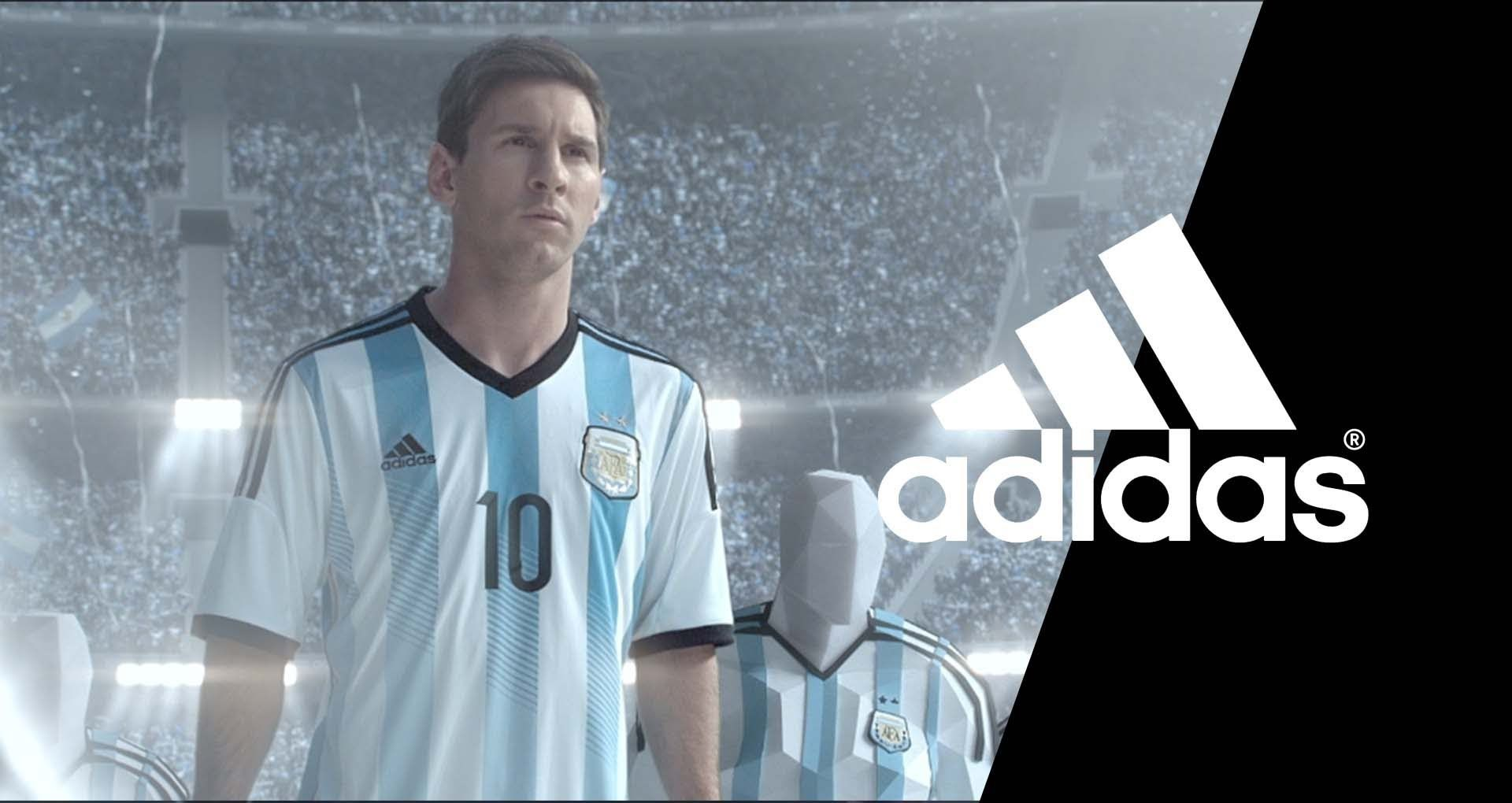 Adidas The Dream All In Or Nothing World Cup Commercial Feat Music By Kanye West Swarve Men Leo Messi Messi Adidas Football