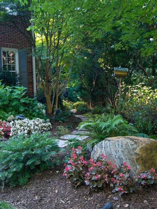 Gartenwege Im Garten Gestalten Ideen Am Hügel