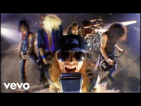 Garden Of Eden Guns N Roses Guns N Roses Music Videos Rose Music