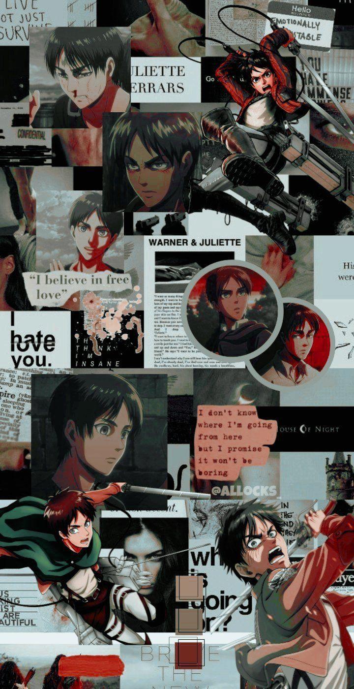 Wallpaper De Animes - Attack on Titan