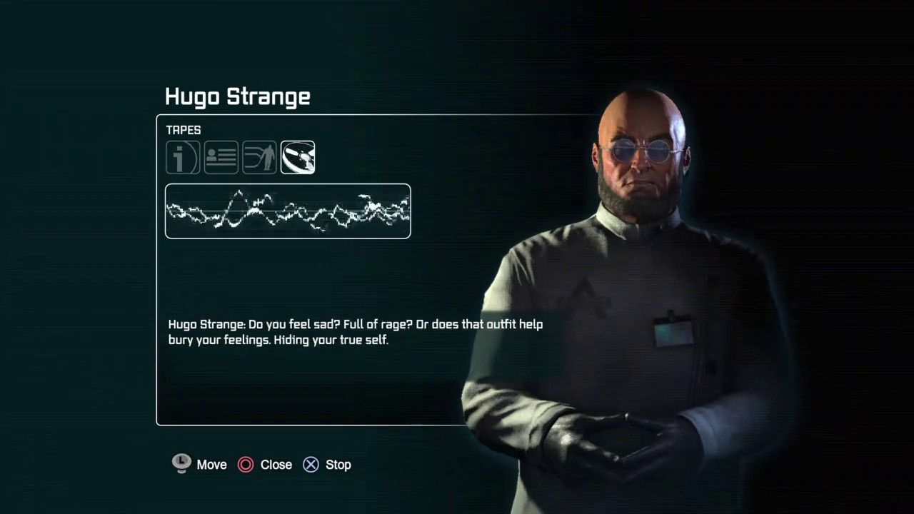 Batman Return To Arkham Arkham City Hugo Strange Cuerpo Humano