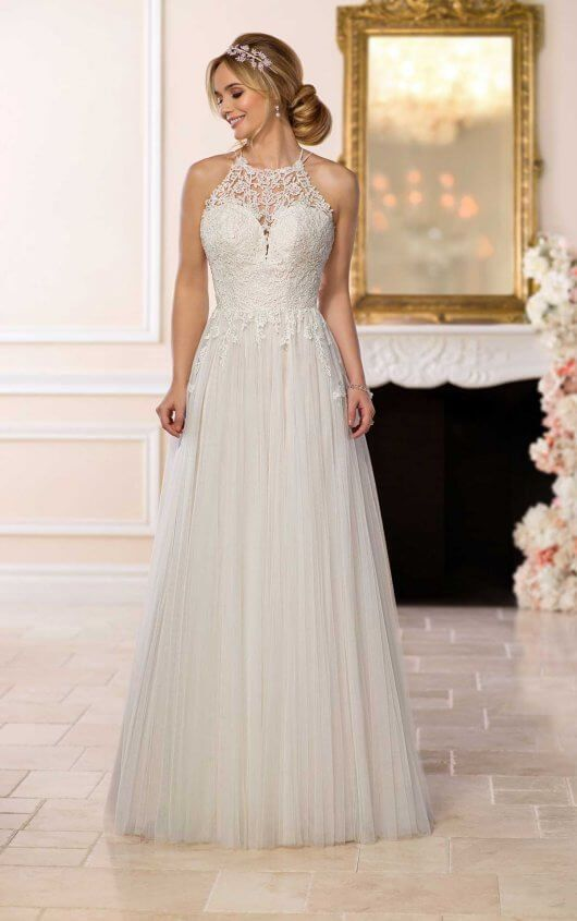 Elegant Boho Wedding Dress In 2019 1 Bridal Gowns