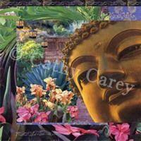 : Meditation Garden by Cathy Carey ©2014 www.artstudiosandiego.com