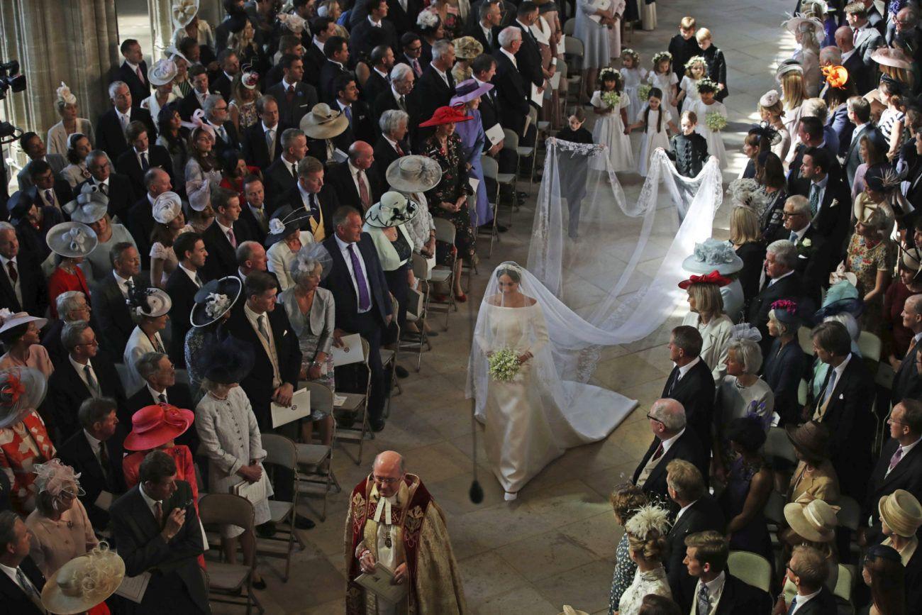meghan markle boda iglesia