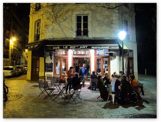 Le 20e art 46 rue des vignoles, 75020 paris métro buzenval 20e art ...