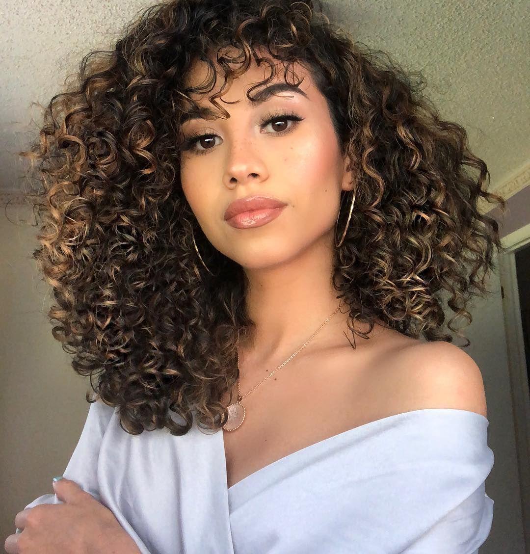 Bricia B Briciaemilyn Photos Et Videos Instagram Curly Hair Styles Naturally Curly Hair Styles Natural Hair Styles