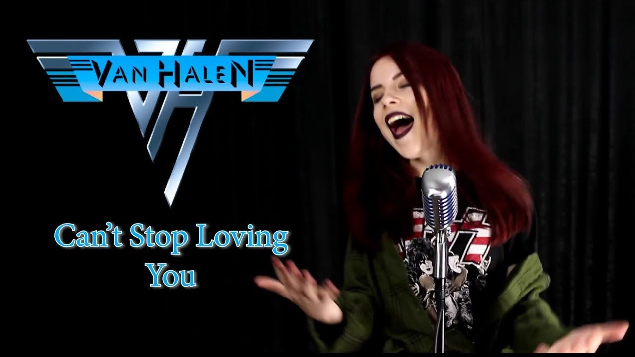 Can T Stop Loving You Van Halen By Andrei Cerbu Andreea Munteanu Ro In 2020 Cant Stop Loving You Van Halen Halen