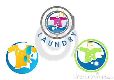 The Best Laundry Logo Design Ideas