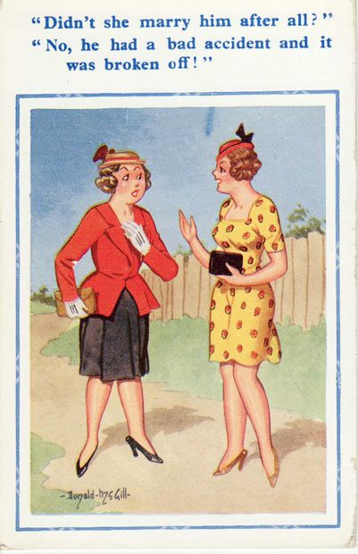 Seaside postcards to buy