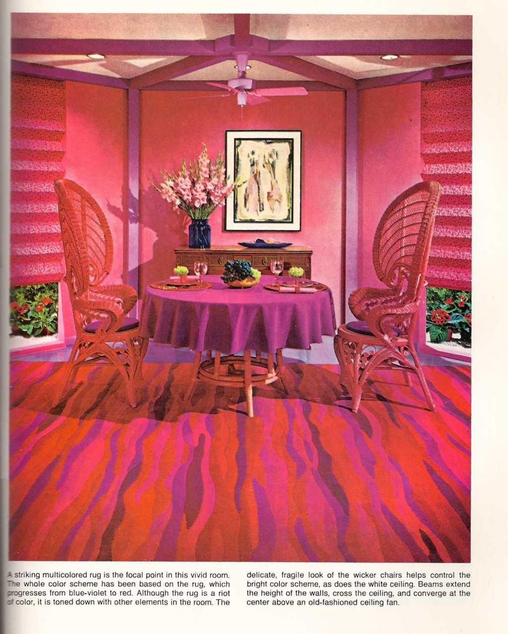 70s Interior Design Book1