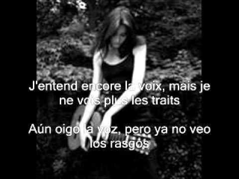 Carla Bruni Quelqu Un M A Dit Subtitulos Espanol Frances Youtube