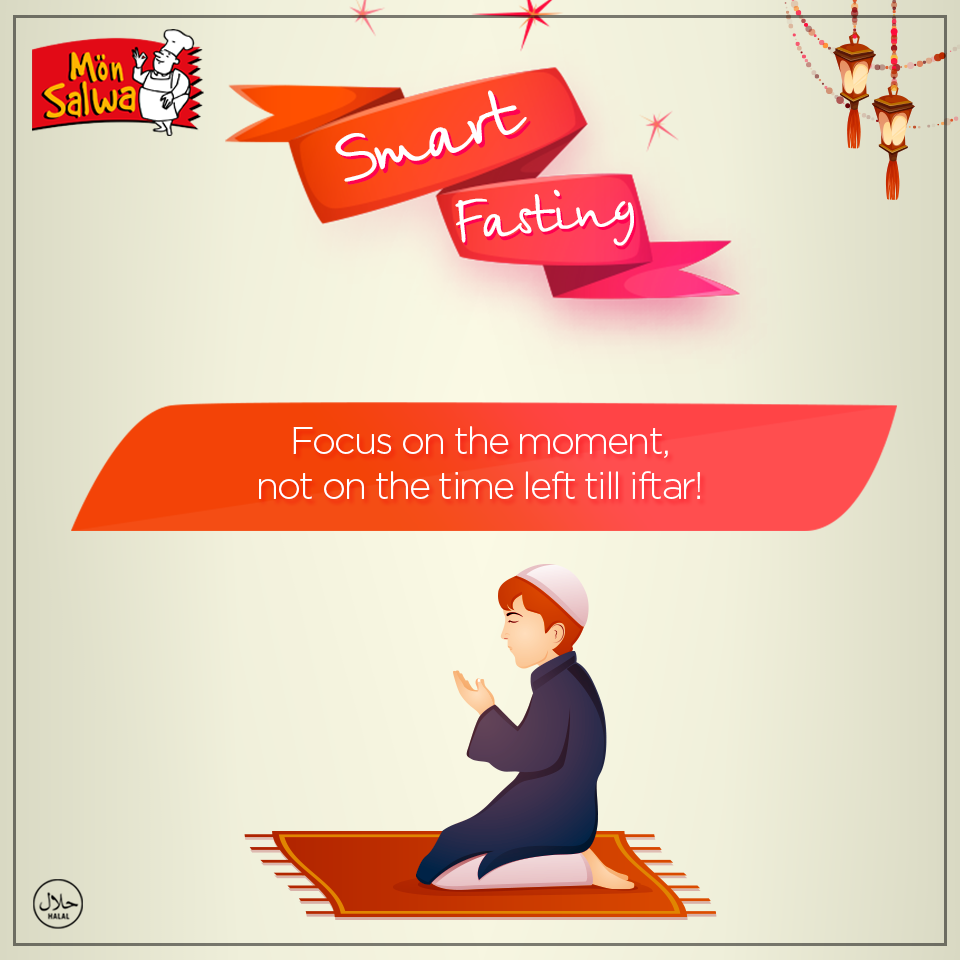 Be productive! Why not focus on other spiritual activities instead? #Ramadan #Tips