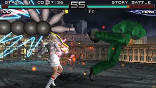 Tekken 5 Dark Resurrection Ppsspp Iso Free Download Ppsspp Psp