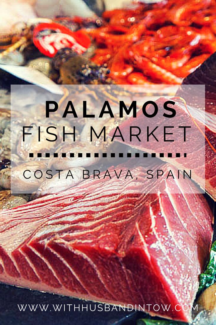 Palamos Fish Market and Fishermen's Auction #Travel #Spain #Europe