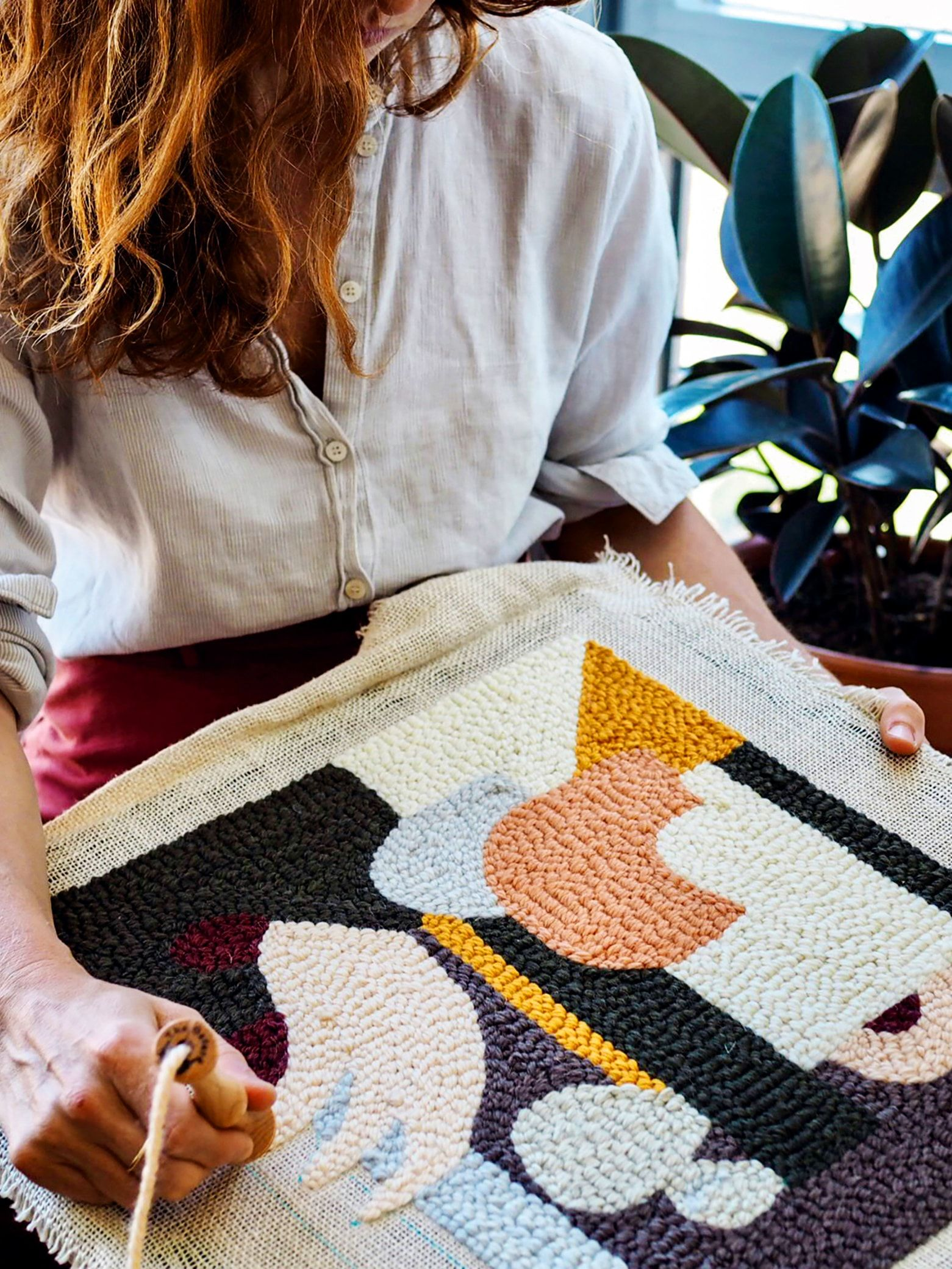 Turn Old Towels Into A Soft Sophisticated Bath Mat Towel Crafts
