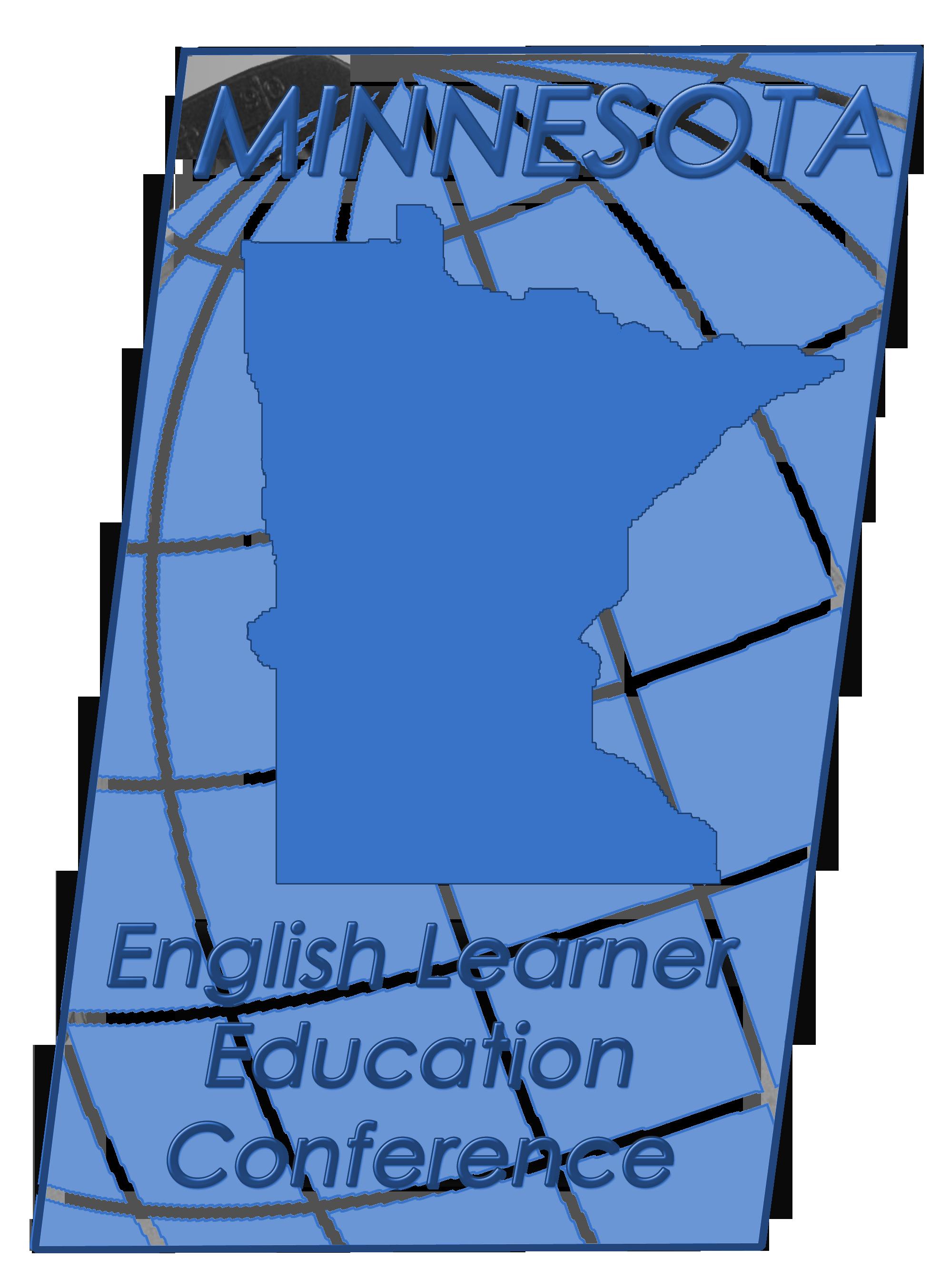 MELEd logo 2.3.14 blue Education conferences, Education