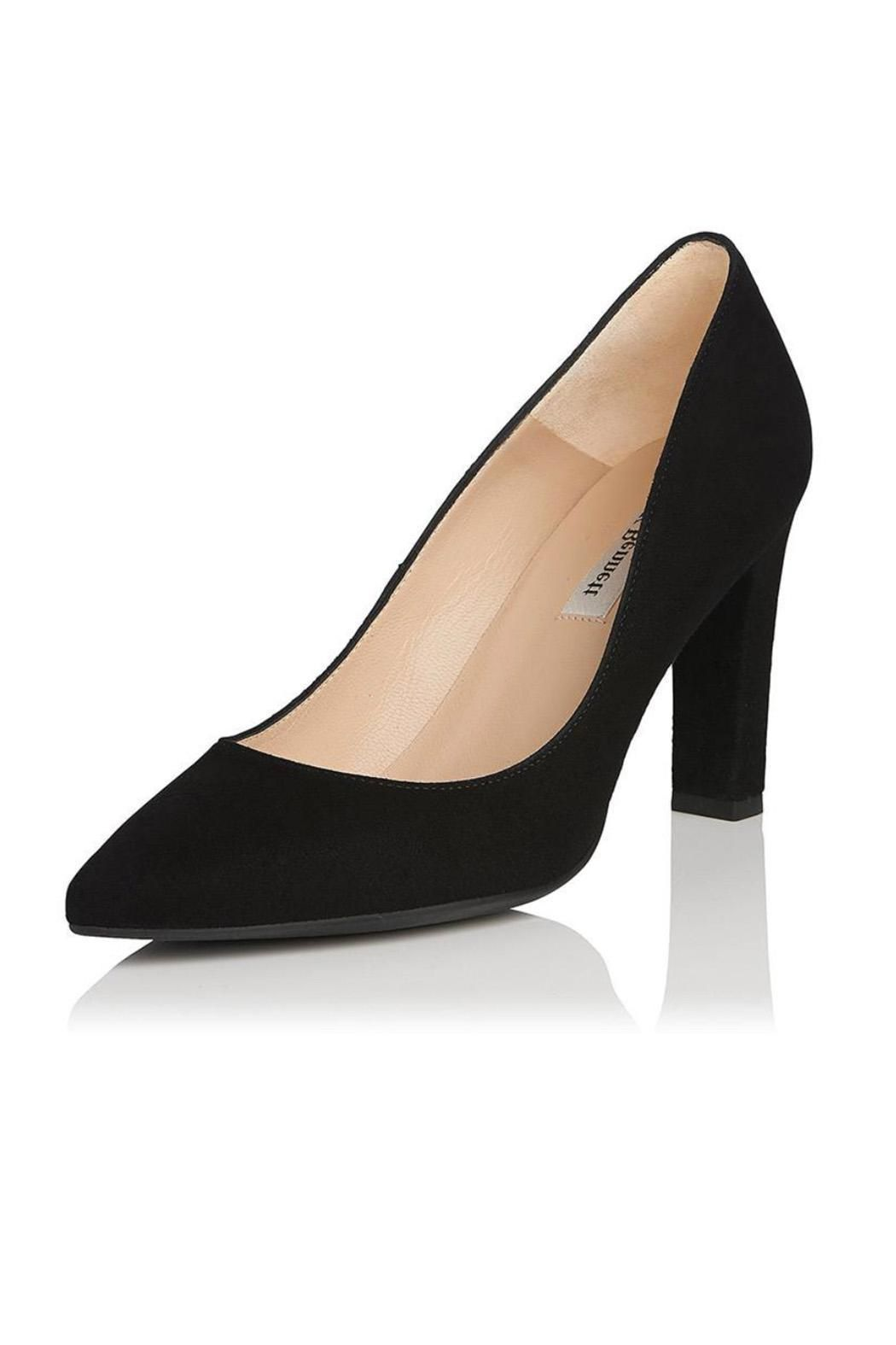 21945dc4935 Tess is a shoe built for style and comfort. The luxe suede body features a