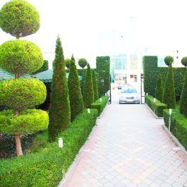 Garden-in-Hotel-Union-ne-Kamez,-prane-Tiranes http://hotelunion.al/garden-2/