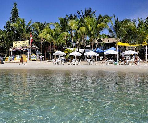 Bananarama dive and beach resort rotan honduras places for Roatan dive resort