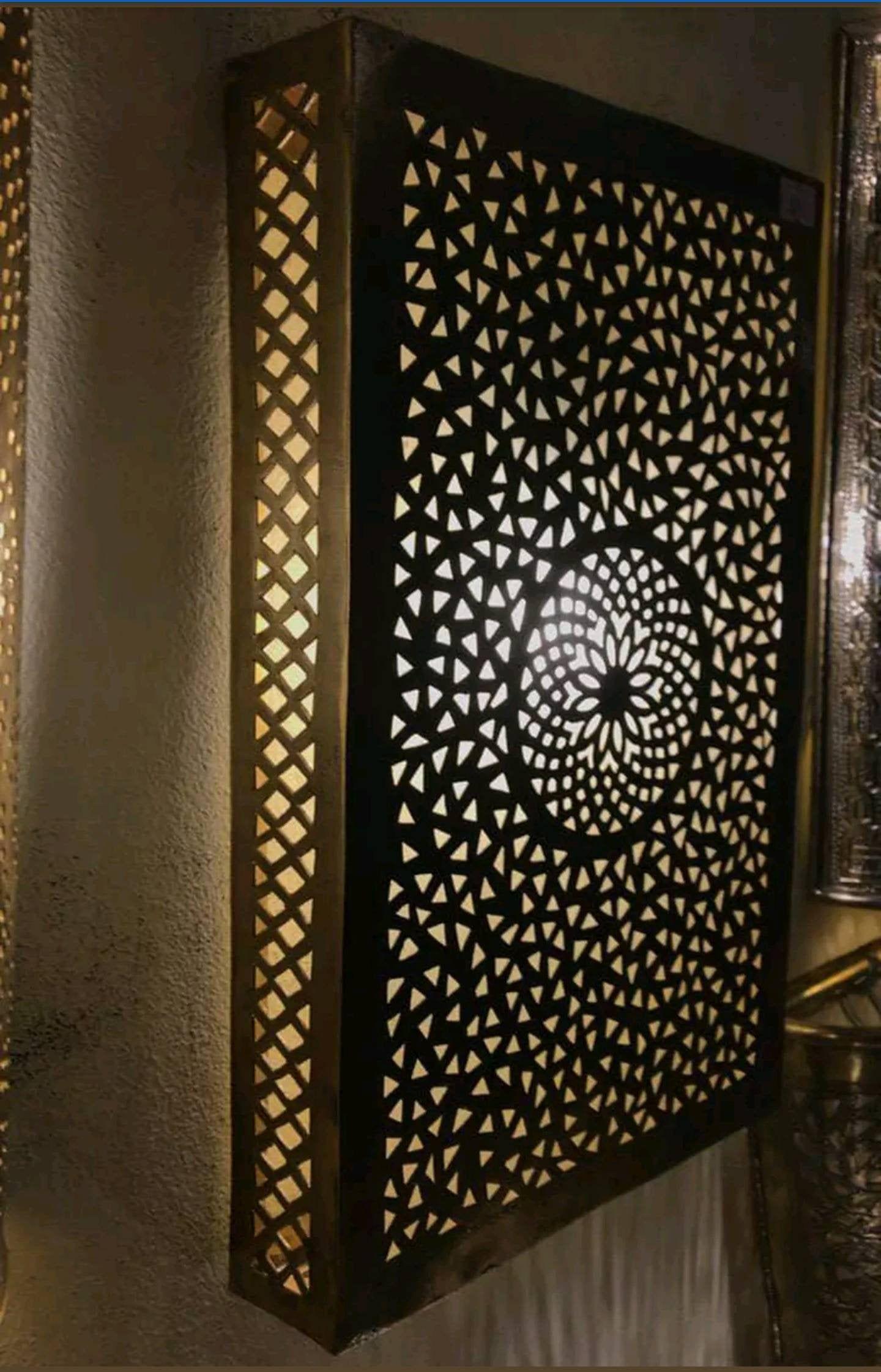 Wall Light Moroccan Wall Lights Wall Lamp Moroccan Traditional