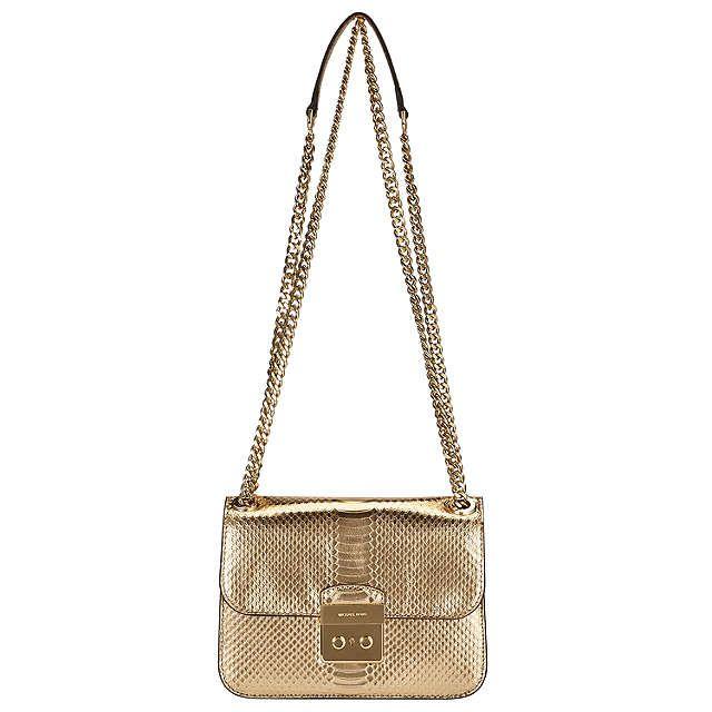 39ab5b04d96b MICHAEL Michael Kors Sloan Editor Medium Leather Chain Shoulder Bag ...
