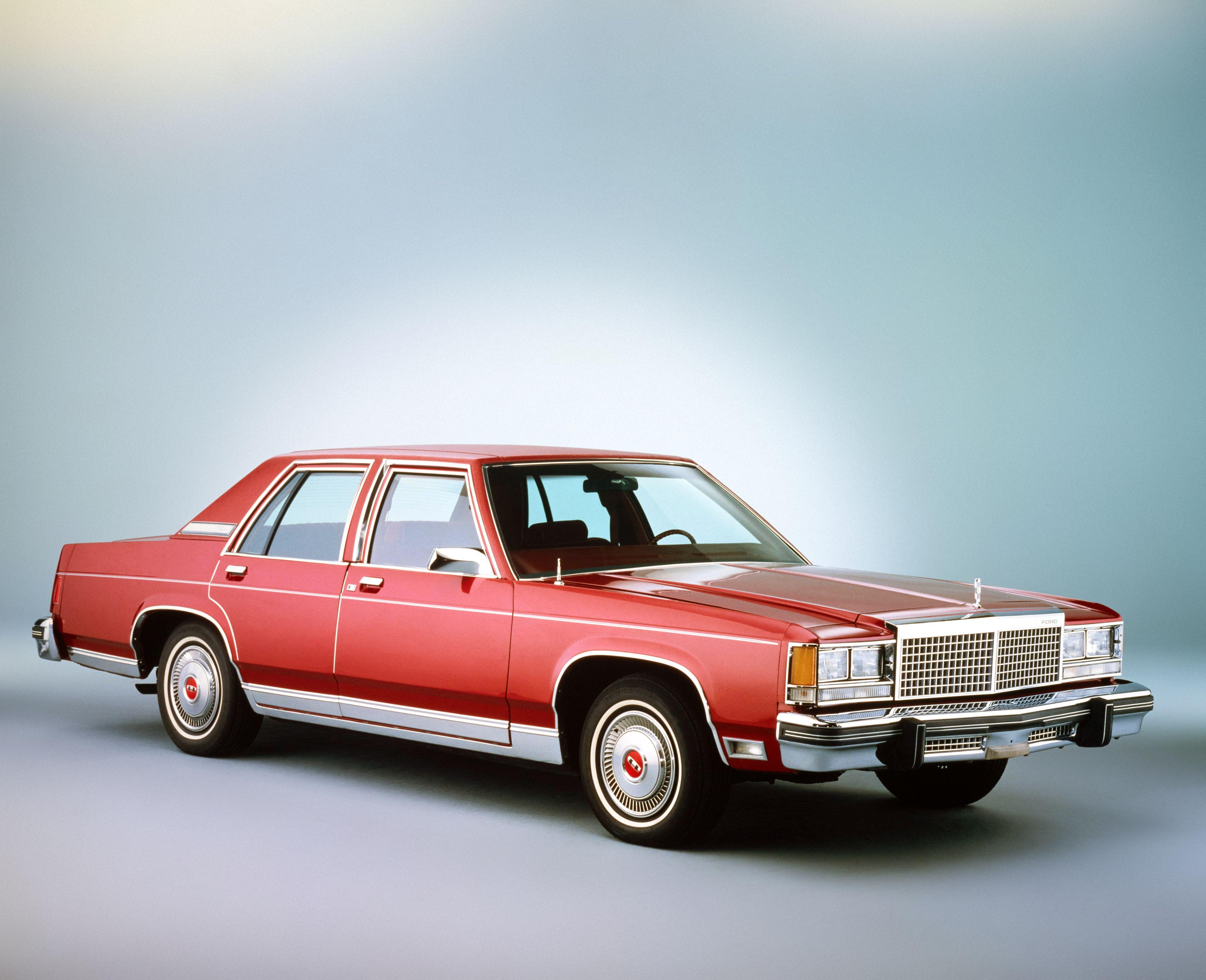 1979 ford ltd landau sedan