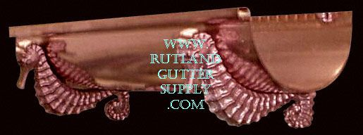 Copper Gutters Everything Gutter Copper Gutters Rain Gutters Gutters