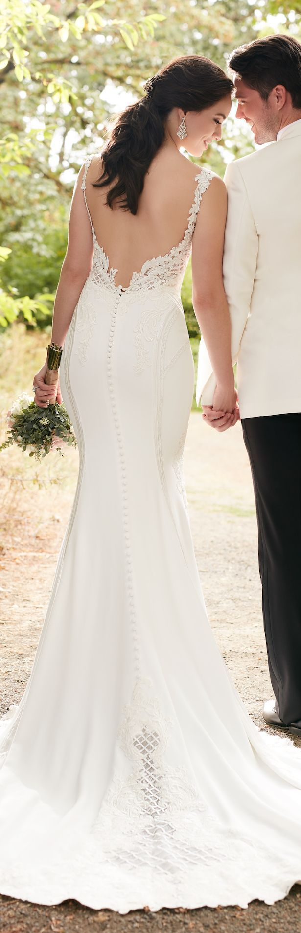 Wedding dresses by martina liana spring bridal collection